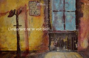 Réalisation Cathm artiste peintre à Thoirette