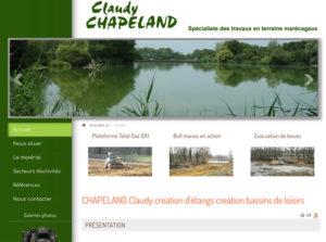 Terrassement Chapeland à Bourg-en-Bresse