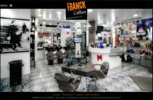 Réalisation franck coiffure à Montréal La Cluse