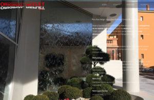 Réalisation site web Original Reflet à Oyonnax